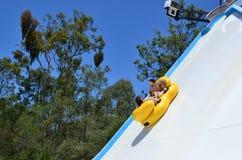 Wet'n'Wild złota wybrzeże Queensland Australia Zdjęcie Stock