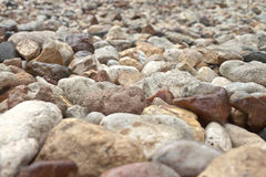 Pebbles royalty free stock photo