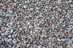 Wet pebble stones abstract background Royalty Free Stock Photos