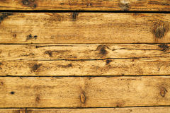 Wet planks Royalty Free Stock Photos