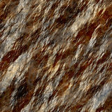 Wet rock surface Royalty Free Stock Image