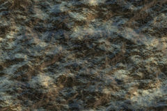 Wet Rock Surface Royalty Free Stock Photos