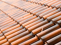 Wet Roof Stock Image