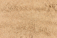 Wet sand Stock Images
