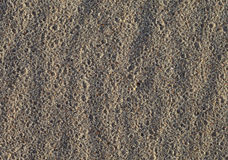 Wet sand. Royalty Free Stock Photography