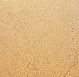 Wet sand Royalty Free Stock Photos