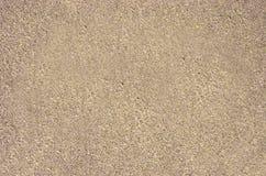 Wet sand background stock image