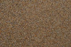 Wet Sand Background Royalty Free Stock Photos