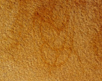 Wet sand texture Stock Photo
