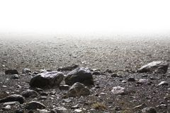 Wet Stone Background Stock Images