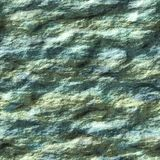 Wet stone seamless generated hires texture Stock Image