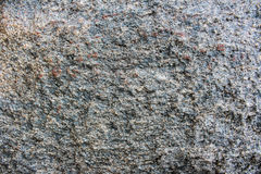 Wet stone. Texture of wet stone with moss as background Royalty Free Stock Photography