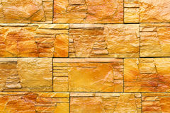 Wet stone wall Royalty Free Stock Photo