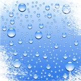 Wet surface. Stock Photos