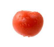 Wet tomato Royalty Free Stock Image