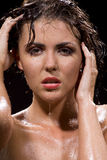Wet and wild Stock Images