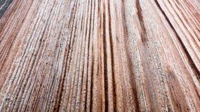 Wet wood background Stock Image