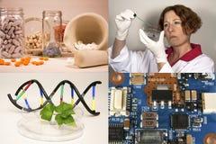 Wetenschap Stock Foto's