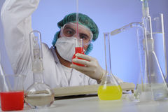 Wetenschap Stock Foto