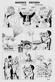 Wetenschap voor wat Fictie voor anderen vector illustratie
