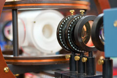 Wetenschappelijke apparatuur royalty-vrije stock afbeelding