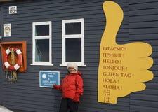 Wetenschappelijke Basis Antarctica - Vernadsky Royalty-vrije Stock Fotografie