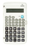 Wetenschappelijke calculator stock fotografie