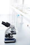 Wetenschappelijke voorwerpen Stock Foto's