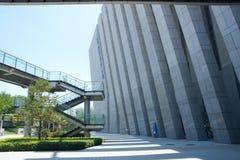 Wetenschapsmuseum Stock Foto