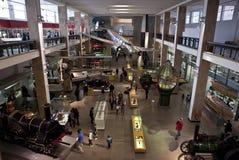 Wetenschapsmuseum in Londen Stock Fotografie