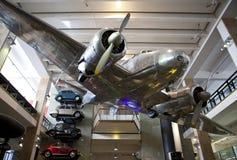 Wetenschapsmuseum in Londen Stock Afbeeldingen