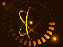 Wetenschapssymbool Stock Foto's