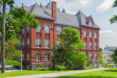 Wetenschapszaal bij de Universiteit van Wisconsin-Madison Royalty-vrije Stock Afbeelding