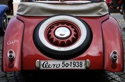 Weterana samochód Obraz Royalty Free