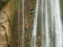 WETERFALL - BEJAI - ARGELIA que sube imagenes de archivo