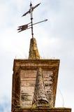 Wether vane. Weather Vane in Cordoba Spain royalty free stock image