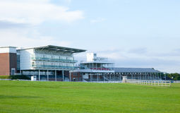 Wetherby Horse Racing Stadium Royalty Free Stock Images