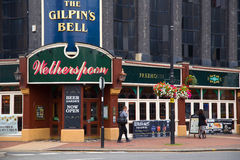 Wetherspoons pub Royalty Free Stock Photos