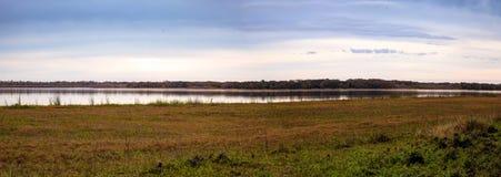 Wetland and marsh at the Myakka River State Park. In Sarasota, Florida, USA Stock Image