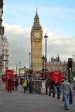 Wetminster: Ben grande y el parlamento, Londres Imágenes de archivo libres de regalías