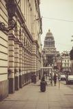 Wetshof van Brussel Stock Foto