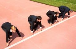 Wettbewerb Lizenzfreie Stockfotografie