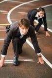 Wettbewerb Lizenzfreies Stockfoto