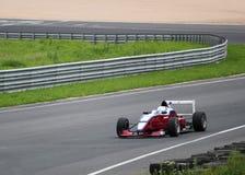 Wettbewerbe des Rennwagens Stockbild