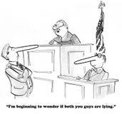 wettelijk stock illustratie