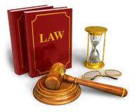 Wettelijk of het bieden concept Stock Afbeeldingen