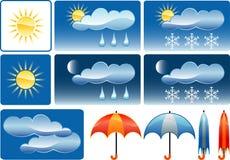 Wetter Stockbilder