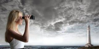 Wetter Stockfotografie