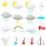 Wetter-Ikone vektor abbildung