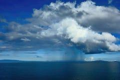 Wetter in Philippinen stockfoto
